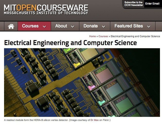 MIT-open-course-ware