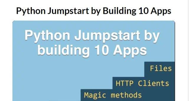Python là gì? 20 tài liệu lập trình Python cơ bản đến nâng cao hay nhất