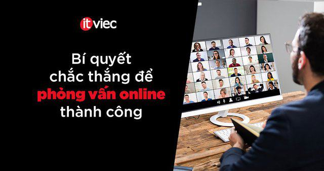 phỏng vấn online