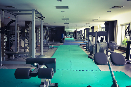 Gym Room in Office